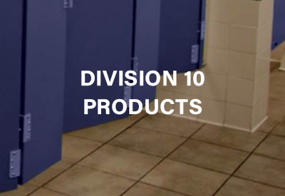 Division Ten Product Supply and Installation